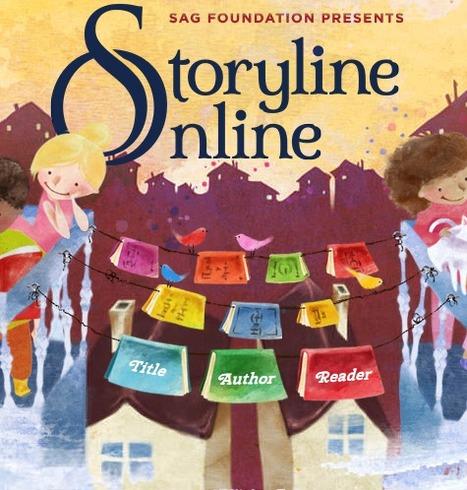 Storyline Online - Where Reading Is Fun! | tarragona | Scoop.it