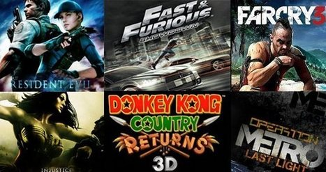 Most Anticipated Video Games of 2013!   All My Favorites   Scoop.it