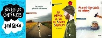 Un article sur les romans « cross-age   «Le blog des ados lecteurs   veille documentaire romans ados   Scoop.it