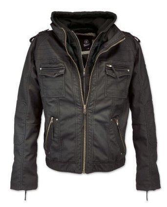 &&&   Brandit BLACK ROCK Leder Jacke L | *****Damen Röcke Günstig | Scoop.it
