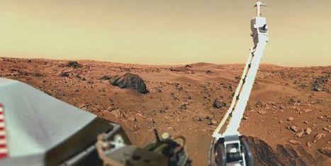 Il y a 40 ans, un Viking se posait sur Mars | C@fé des Sciences | Scoop.it