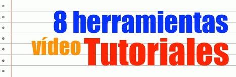 8 Herramientas gratis para crear videotutoriales | A Educação Hipermidia | Scoop.it
