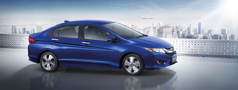 Thaiscooter.com - New Honda City 2014 | thaiscooter | Scoop.it