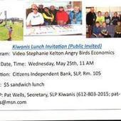 Stephanie Kelton Angry Bird Economics - Kiwanis Club Of St. Louis Park | The Money Chronicle | Scoop.it