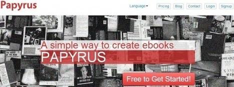 Papyrus, creando y publicando eBooks tú mismo | Links sobre Marketing, SEO y Social Media | Scoop.it