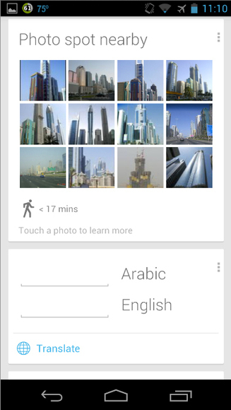 How Google Now is getting it right for travellers | Reading, Writing, and Thinking | Scoop.it