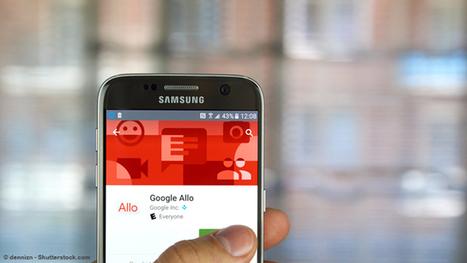 Google Allo sortirait cette semaine | web2Partner | Scoop.it