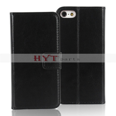Brand New Foldable Leather Flip Cover Case for iPhone 5C | Fixing or DIY our cell phones by ourselves | Scoop.it