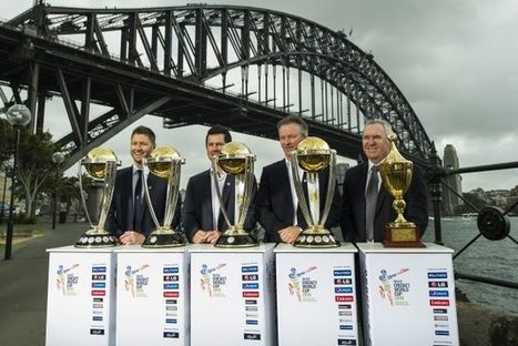 Captains talk World Cup on 100 days to go - International Cricket Council | Cricket | Scoop.it