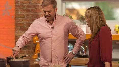Hot chocolate pudding | Bill Granger | Food | Lorraine | ITV | Sharon's Recipes | Scoop.it