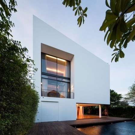 [Bangkok, Thailand] Baan Moom / Integrated Field | The Architecture of the City | Scoop.it