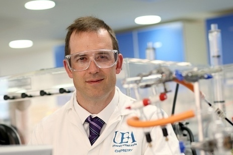 Professor Simon Lancaster CChem FRSC | 175 Faces of Chemistry | Learning Technology Today | Scoop.it