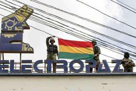 España espera precio justo por empresas de Iberdrola | Prensa Extranjera | Scoop.it