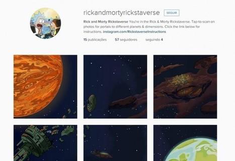 El primer juego dentro de Instagram | Aprendizajes 2.0 | Scoop.it