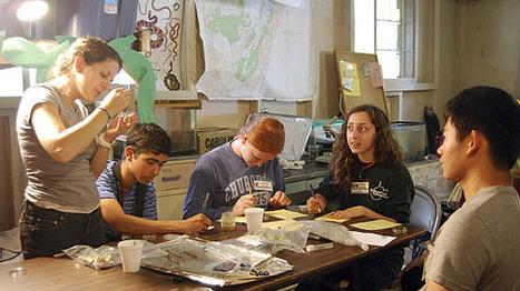 West Virginia science camp inspires pursuit of STEM careers | STEM Advocate | Scoop.it