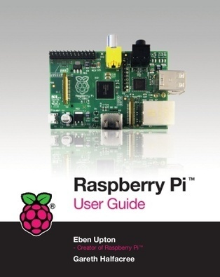 Preorder the Raspberry Pi User Guide | Raspberry Pi | Scoop.it