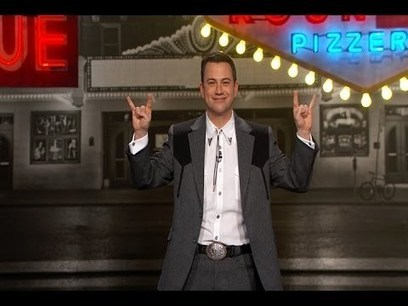 Jimmy Kimmel Live in Austin | Money | Scoop.it