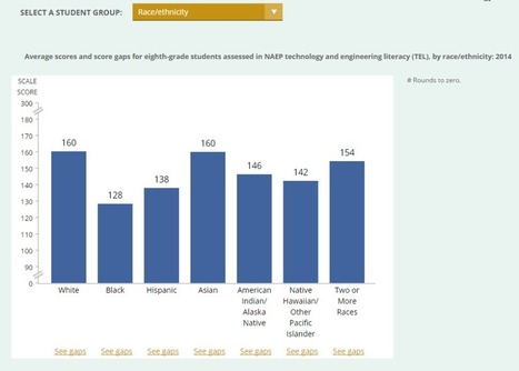 43% of US students get proficient score on NAEP Engineering, Technology Test | Beyond the Stacks | Scoop.it