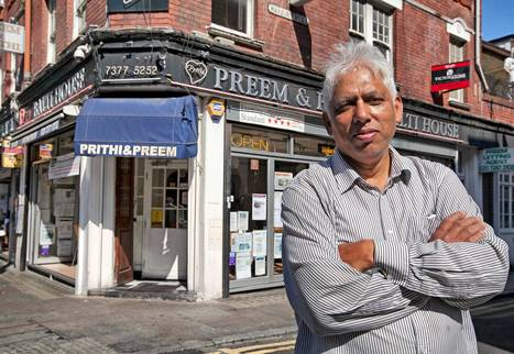 Great News !! Curry houses shut as VAT rise takes away trade in 'worst situation Brick Lane has ever seen' | The Indigenous Uprising of the British Isles | Scoop.it