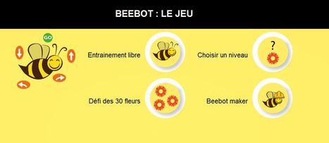 #beebot-maker : construisez votre parcours en ligne, jouez-y et partagez le ! Tweet from @ClassedeFlorent | Vie numérique  à l'école - Académie Orléans-Tours | Scoop.it