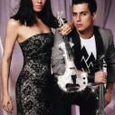 Linzi Stoppard Swarovski Violin Fashion - Electric violin duo FUSE featuring Linzi Stoppard and Ben Lee, Swarovski violin fashion image. Visit: www.fuseofficial.com<br/><br/> - via @linzi_stoppard | Electric Violin | Scoop.it