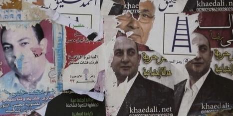 Quel président pour l'Egypte ? | Égypt-actus | Scoop.it