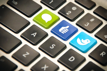 Top 5 Reasons to Commit to Social Media   Savage Brands & Marketing Communications   How to Survive Social Media   Scoop.it