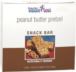 Doctors Best Weight Loss - Peanut Butter & Pretzel Protein Snack Bar | Diet Suppliment | Scoop.it