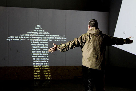 In Order to Control: Typography Shadows   Visual Culture and Communication   Scoop.it