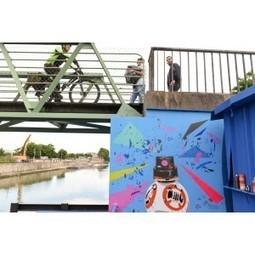 Croisière découverte de la «Street Art avenue» sur le canal Saint-Denis - Seine-Saint-Denis Tourisme | Tous les événements à ne pas manquer ! | Scoop.it