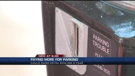 Richmond considers increasing parking costs | Live, Work & Play in the RVA | Scoop.it