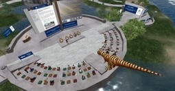 Second Life: Transforming the Way UT Arlington Engages Online Students - Faculty eCommons   Virtual Worlds Corner   cool stuff from research   Scoop.it