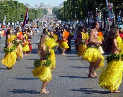Tiki Village (Moorea) - animation de danse polynésienne : Ici Tahiti ... | Danse Polynésienne à Paris | Scoop.it