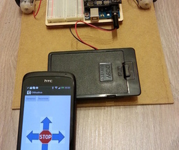 Arduino bot Android remote control   Open Source Hardware News   Scoop.it