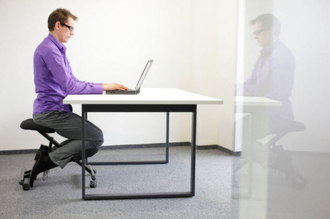 6 Reasons Why You're A Dummy If You Don't Take Ergonomics ... | Sharing news from the world of interior design | Scoop.it