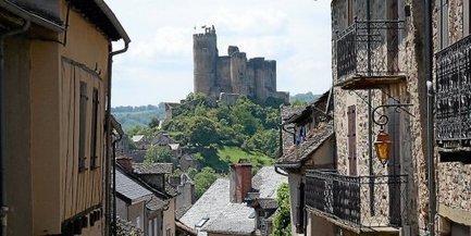 Ici Najac, à vous la Terre ! | L'info tourisme en Aveyron | Scoop.it