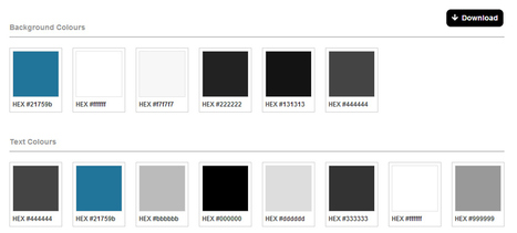 How to Create a Quick Style Guide for Client Websites   Trailing WordPress   Scoop.it