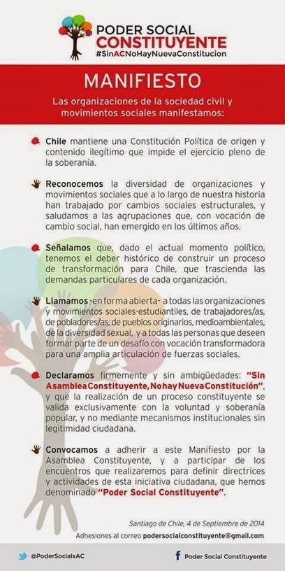 Chilenos Todos © | Asamblea Constituyente | Scoop.it