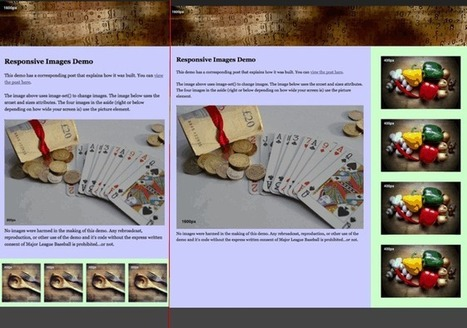 Responsive Images Demo—Srcset, Picture, and Image-Set - Vanseo Design | Be Responsive | Scoop.it