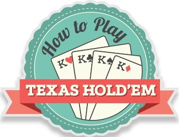 How To Play Texas Hold 'Em Infographic | Games People Play | Scoop.it