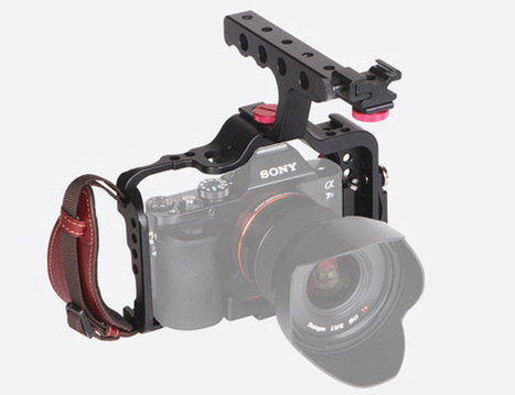 Varavon cage for the Sony a7S   sony a7 a7r   Scoop.it