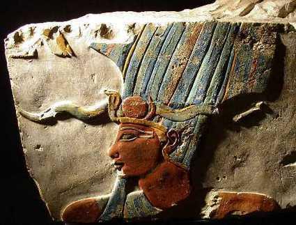 Coronas Faraónicas: Formas y Significados | Hatshepsut | Scoop.it