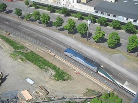 Soundscape: Train, Traffic, and Construction | DESARTSONNANTS - CRÉATION SONORE ET ENVIRONNEMENT - ENVIRONMENTAL SOUND ART - PAYSAGES ET ECOLOGIE SONORE | Scoop.it