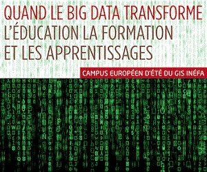 Du 19 au 23/09/2016 - C2E 2016 Quand le « big data » transforme l'éducation, la formation et les apprentissages | S-eL : semaine e-learning | Scoop.it