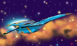 Octavio Aragão: Argonauta - cena especialmente criada para Rainha das Estrelas, por José Antônio Oliveira | Ficção científica literária | Scoop.it