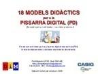18 models: ùs educatiu de la pissarra digital (... | PDI i tablets a l'aula | Scoop.it