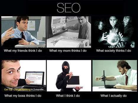 What I really do: SEO | Scribble and Scrub | Scoop.it