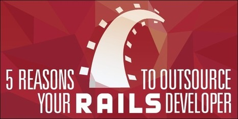 5 Reasons to Outsource Your Ruby On Rails Developer | Allerin | Scoop.it