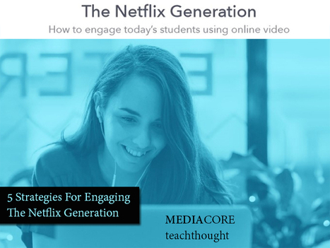 5 Strategies For Engaging Students With Video | Religious and Family Life Education | Scoop.it