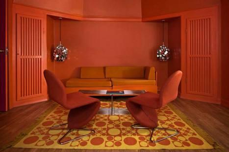 Hotel Alexandra - Copenhagen, Denmark By Danish icon Furniture Designers   Designalmic   Designalmic   Scoop.it